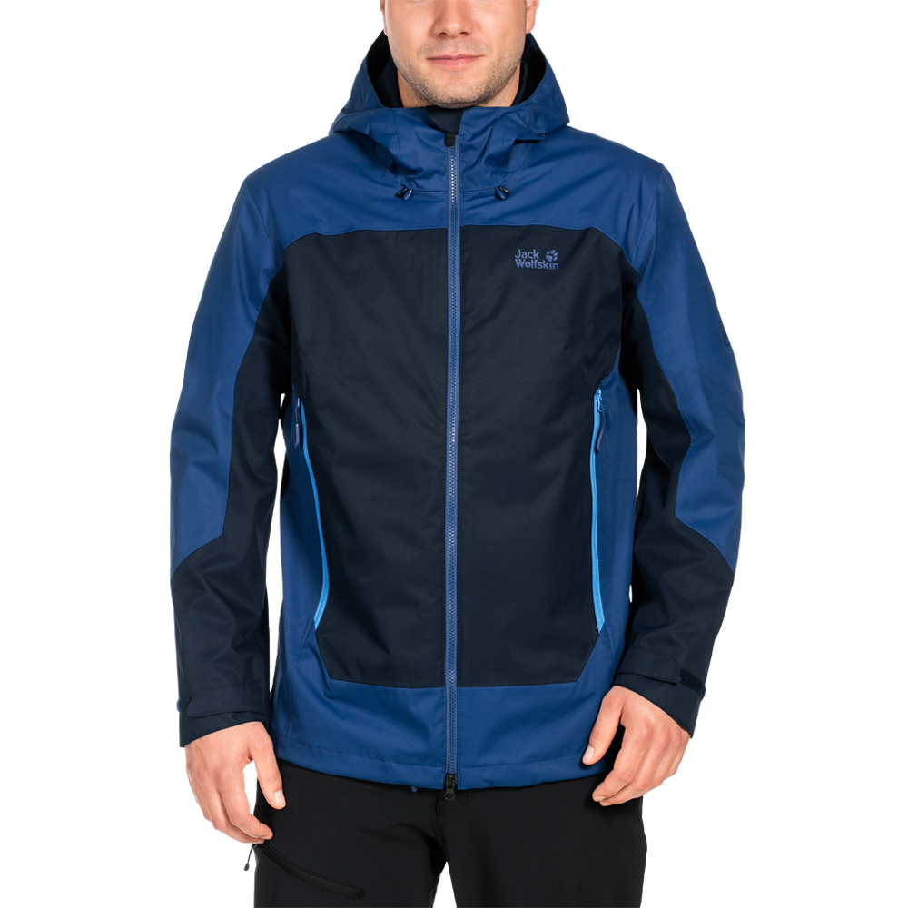 Herren Outdoor Jacke  NORTH SLOPE MEN Hardshell