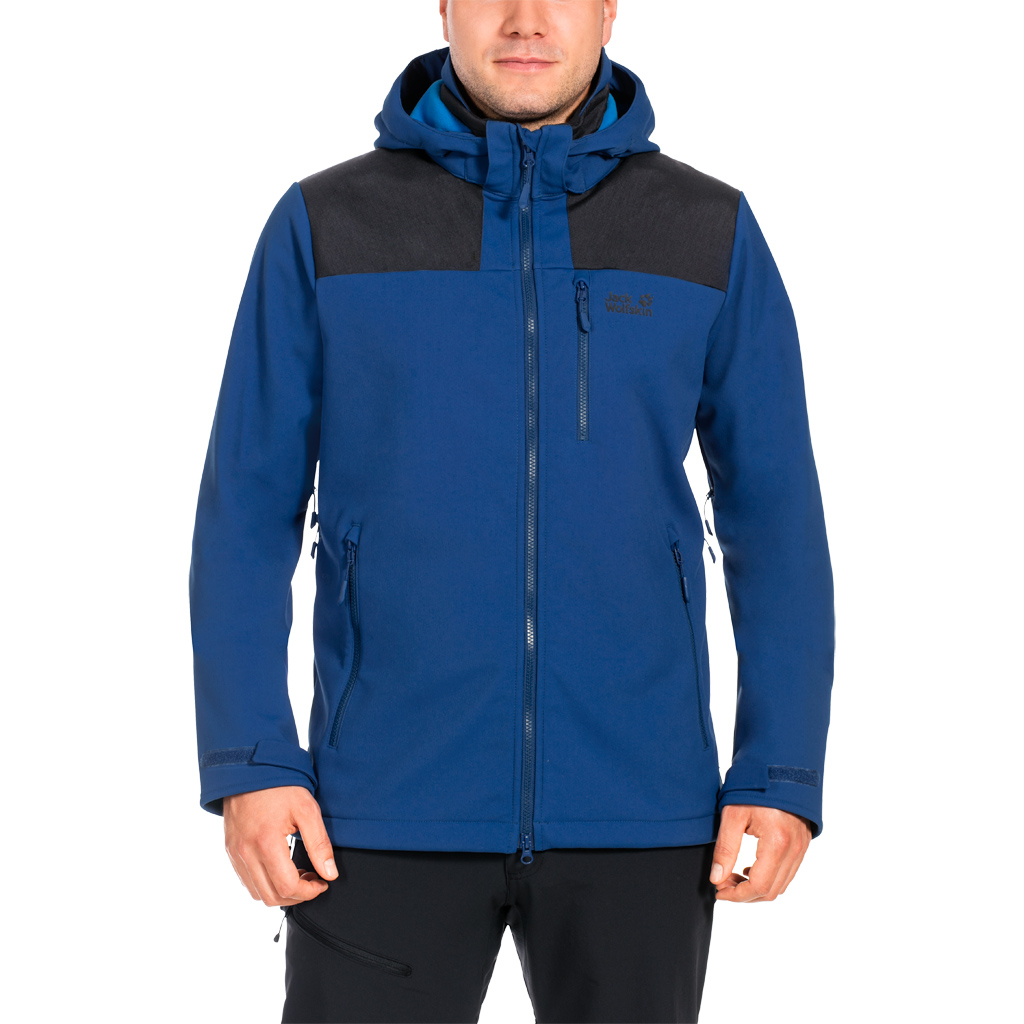 Softshelljacke Männer SNOW CLIFF
