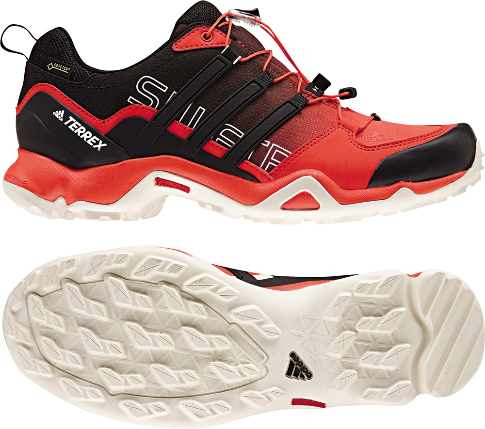 Herren Schuhe TERREX SWIFT R GTX, ENERGY/CBLACK/CWHITE, 11,5