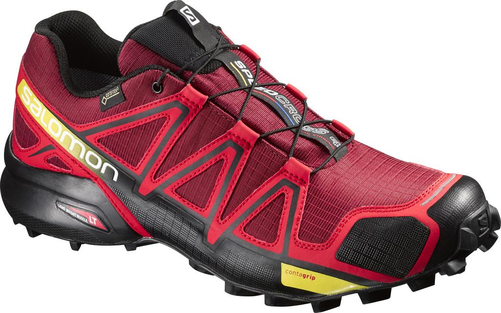 Herren Schuhe SPEEDCROSS 4 GTX® BRIQUE