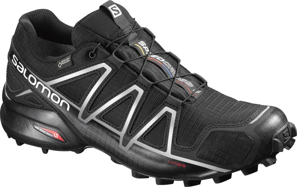 Herren Schuhe SPEEDCROSS 4 GTX® BK/BK/S