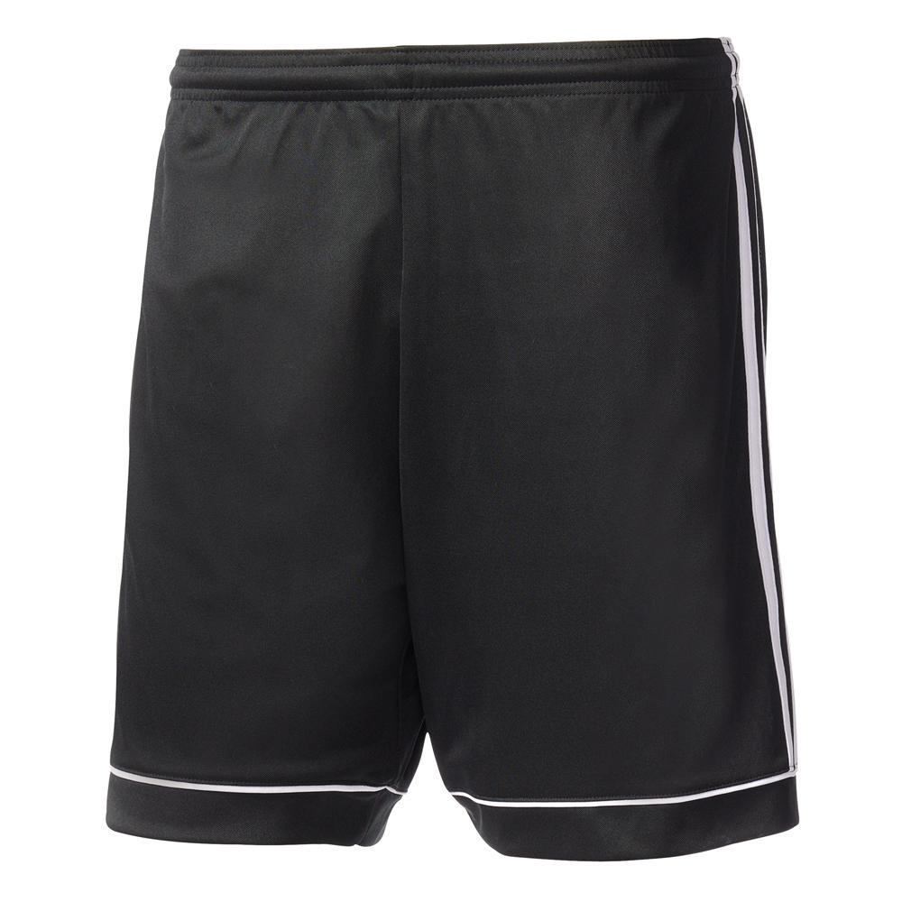 Herren Sportshort Squadra13 Short, BLACK/WHITE, 164