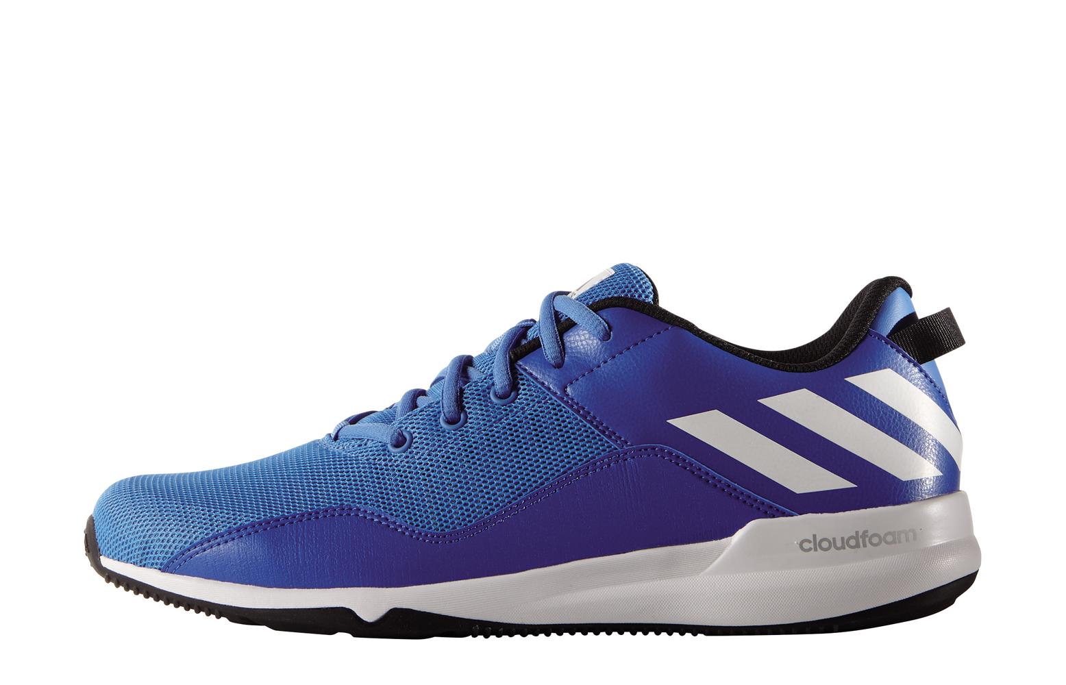 Herren Sportschuhe One Trainer CF M, BLUE/FTWWHT/CBLACK, 10