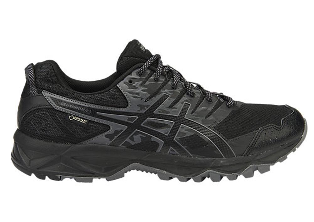 Herren Schuhe GEL-Sonoma 3 G-TX, Black/Onyx/Carbo, 10