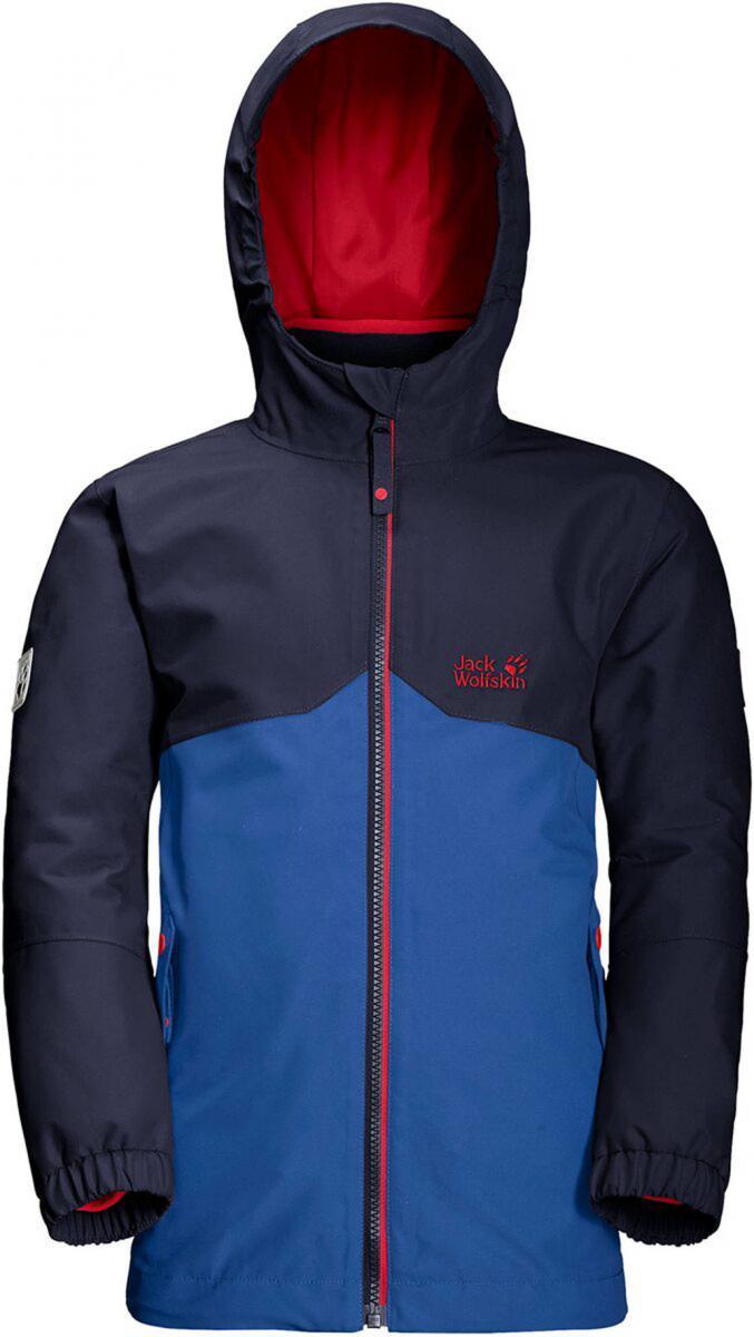 buy online 3768a caa54 Boys Hardshelljacke B Iceland Jungen Jacke Blau