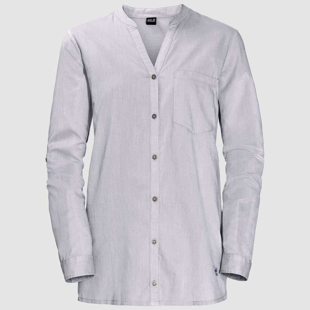 Damen Indian Springs Shirt weiß