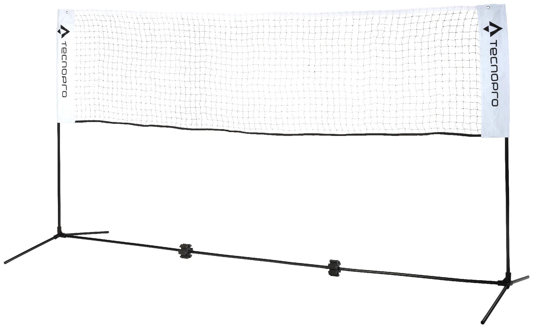 Netzset 300 für Tennis und Badminton