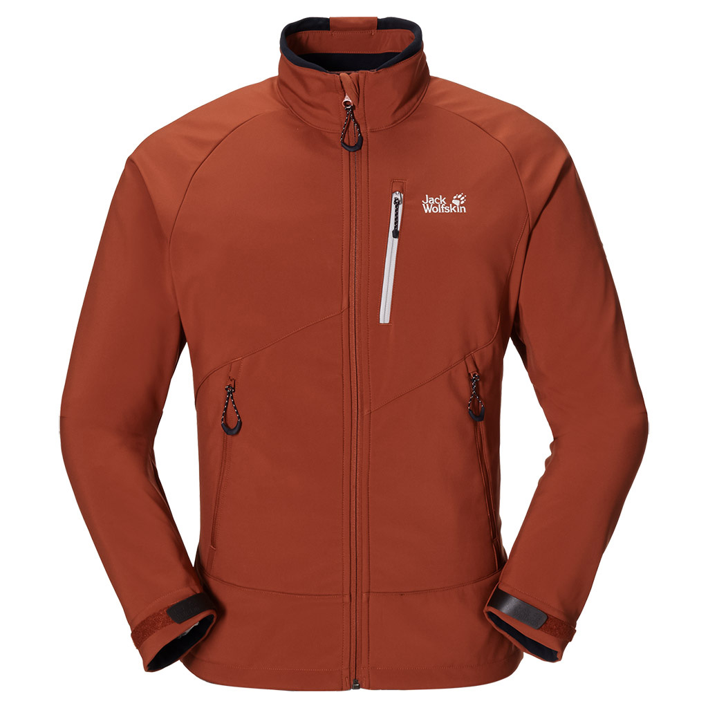 Herren Alpin-Softshell PROTON JACKET MEN