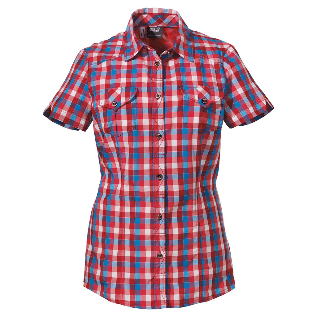 Damen Bluse Faro Shirt