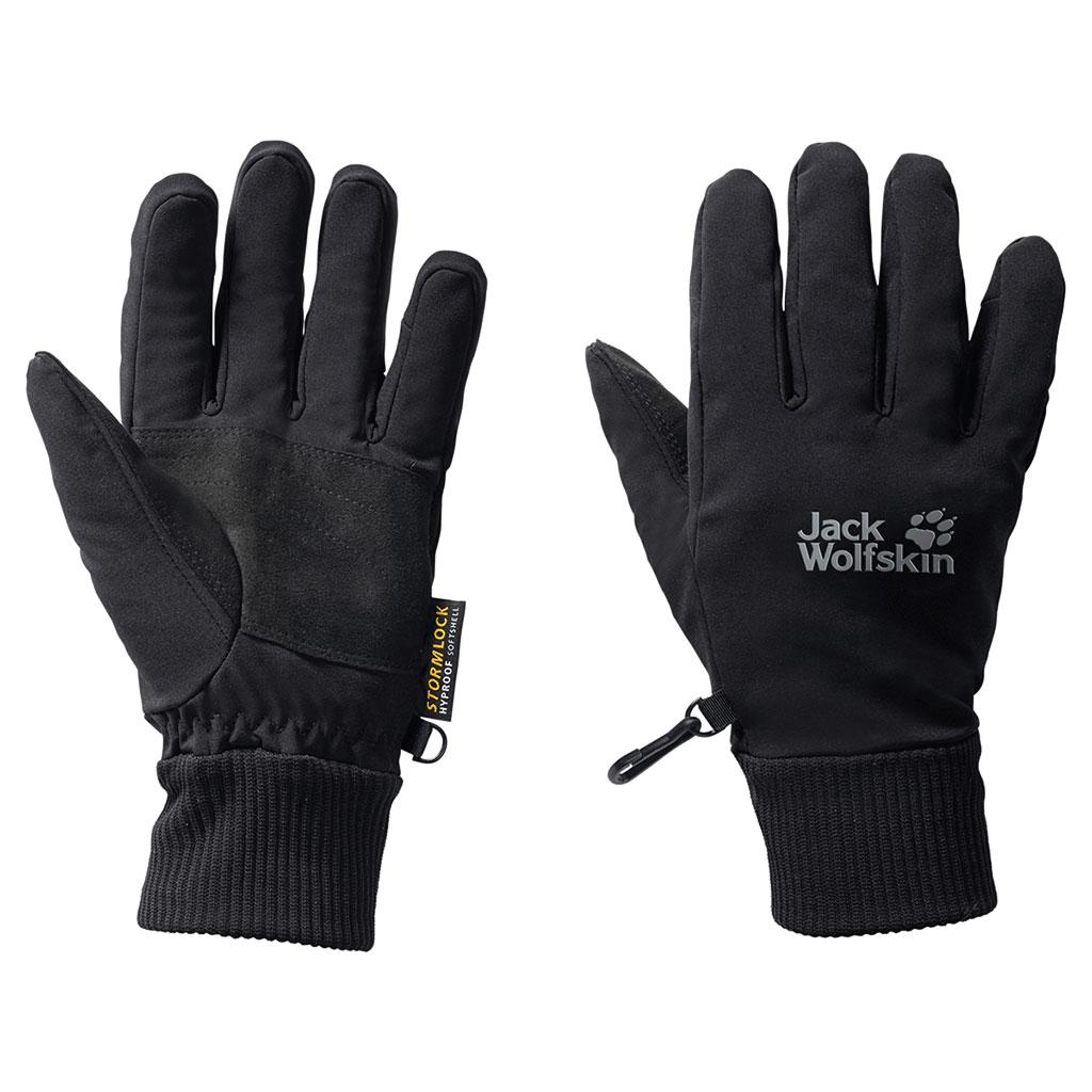 Herren Handschuhe Supersonic XT Glove, black, S