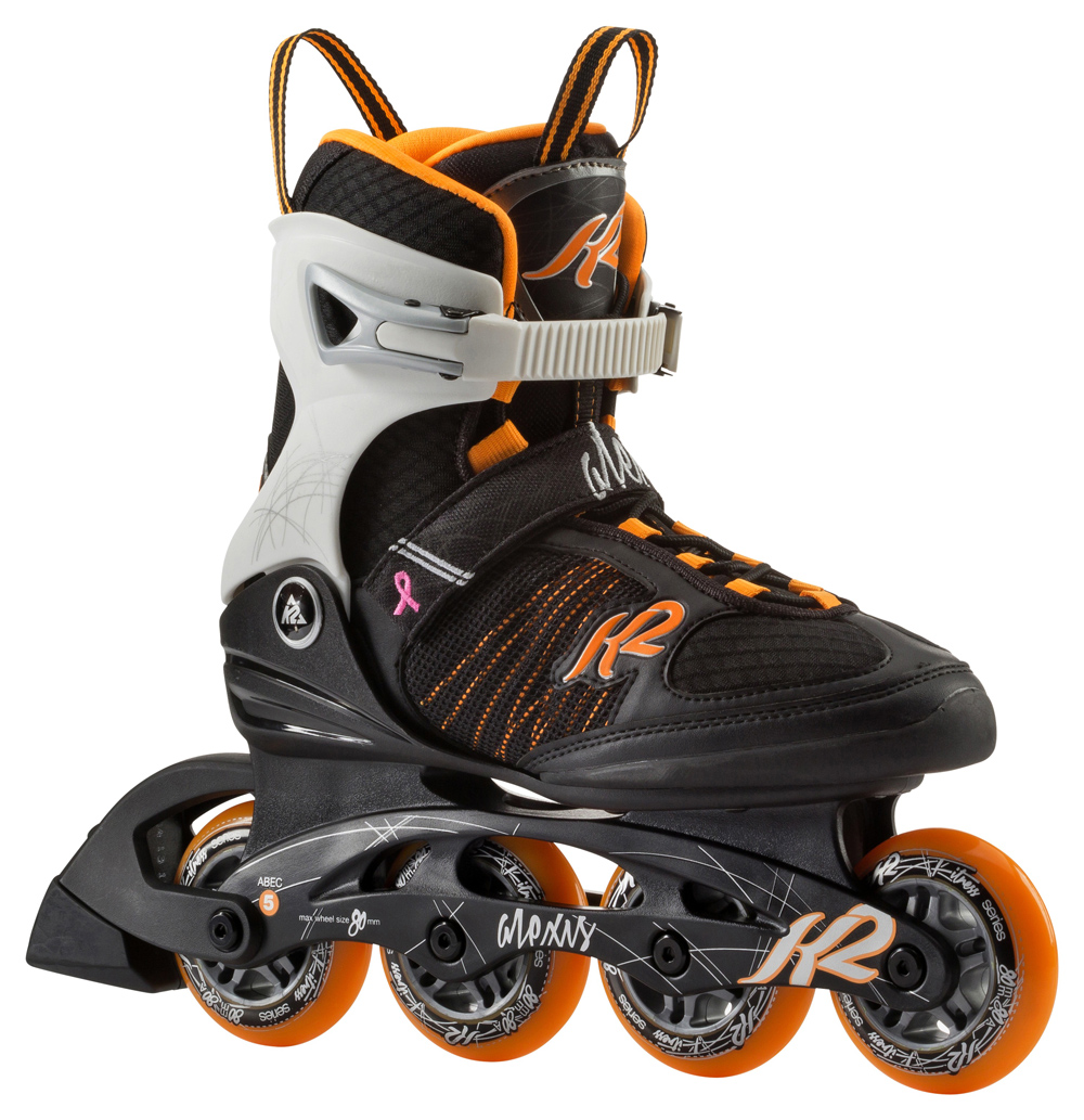 k2 damen inlineskates alexis 80 w ebay. Black Bedroom Furniture Sets. Home Design Ideas