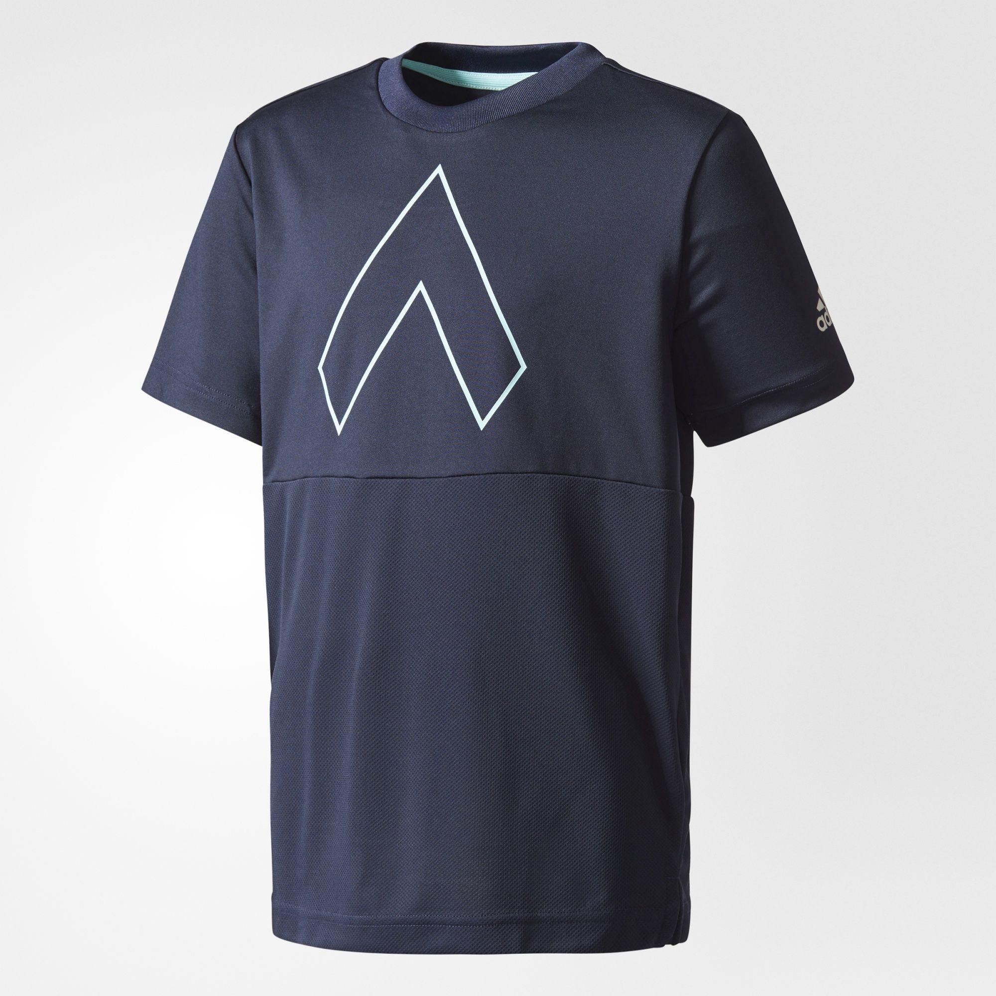 Kinder ACE Football T-Shirt, LEGINK/ENEAQU, 164