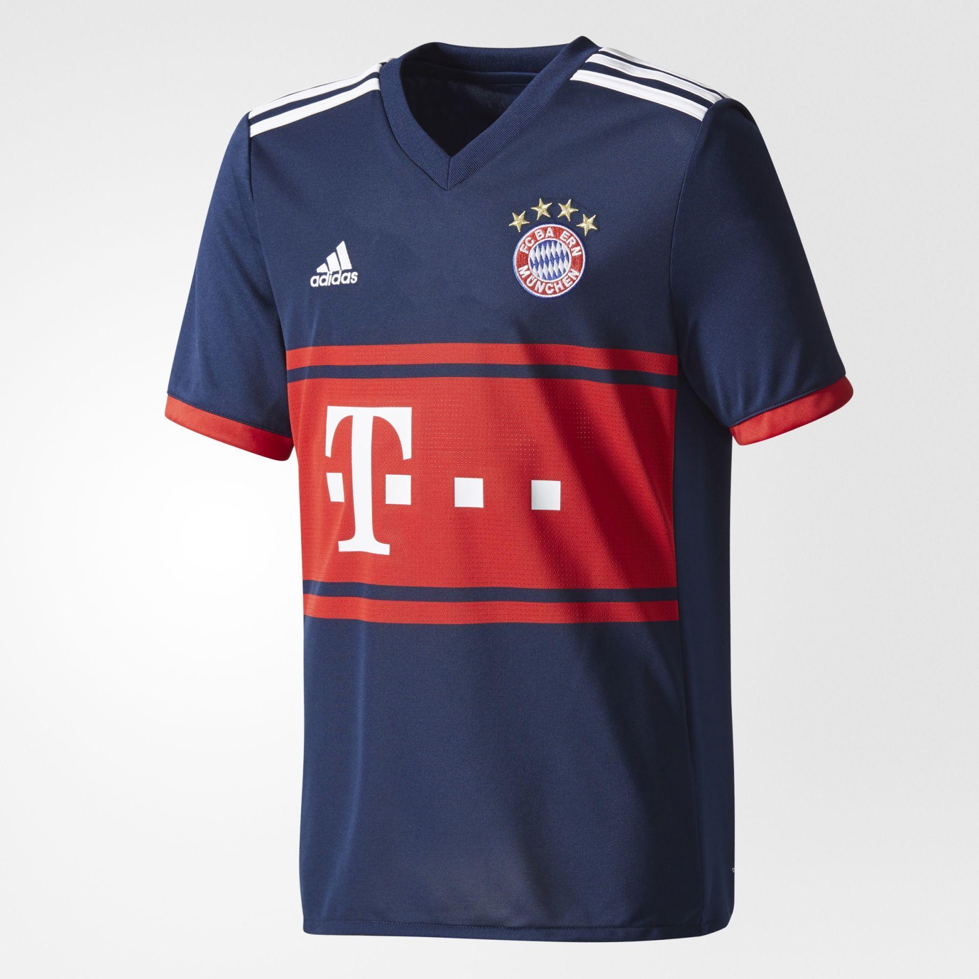 Kinder FC Bayern München Auswärtstrikot Replica