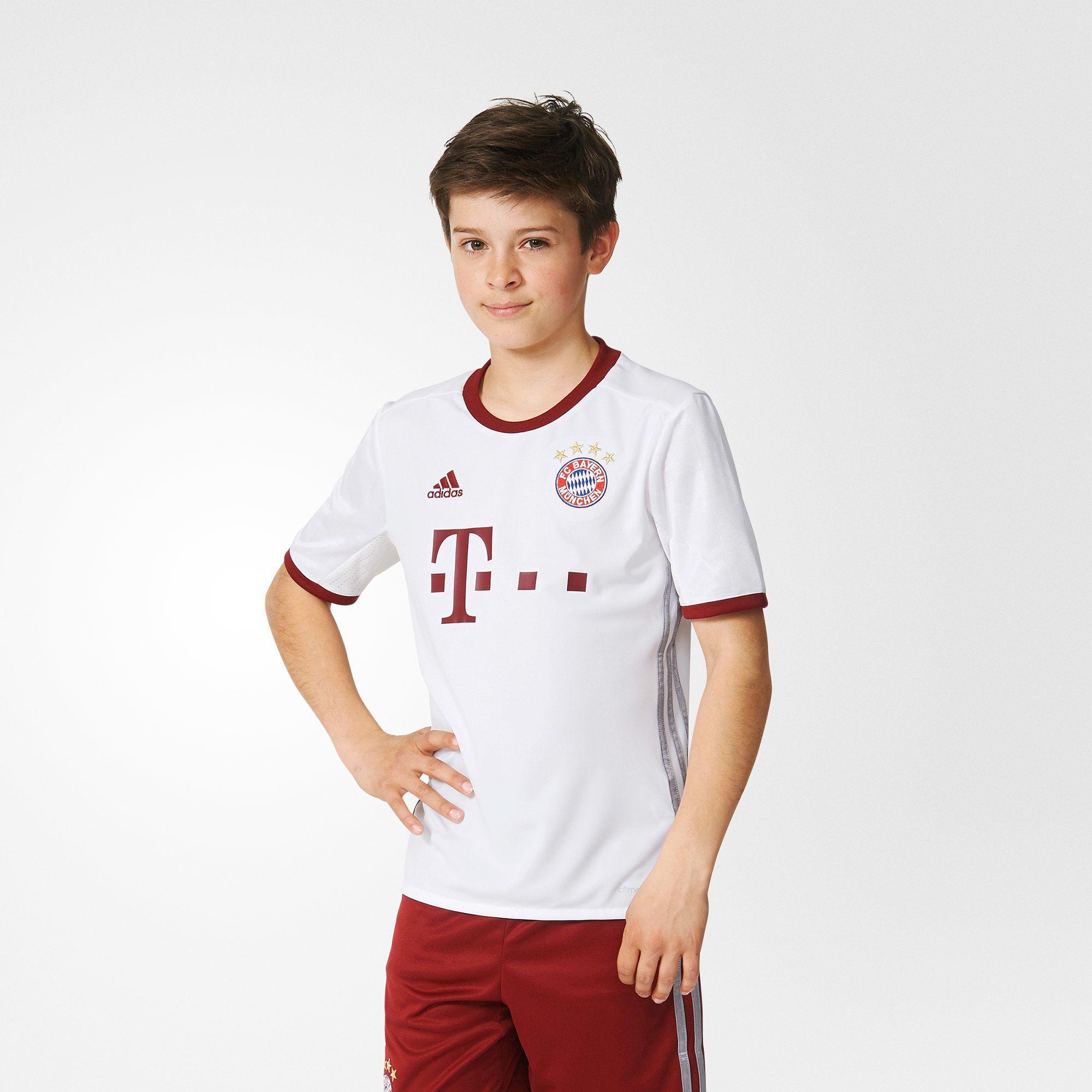 Kinder FC Bayern München UCL Trikot Replica