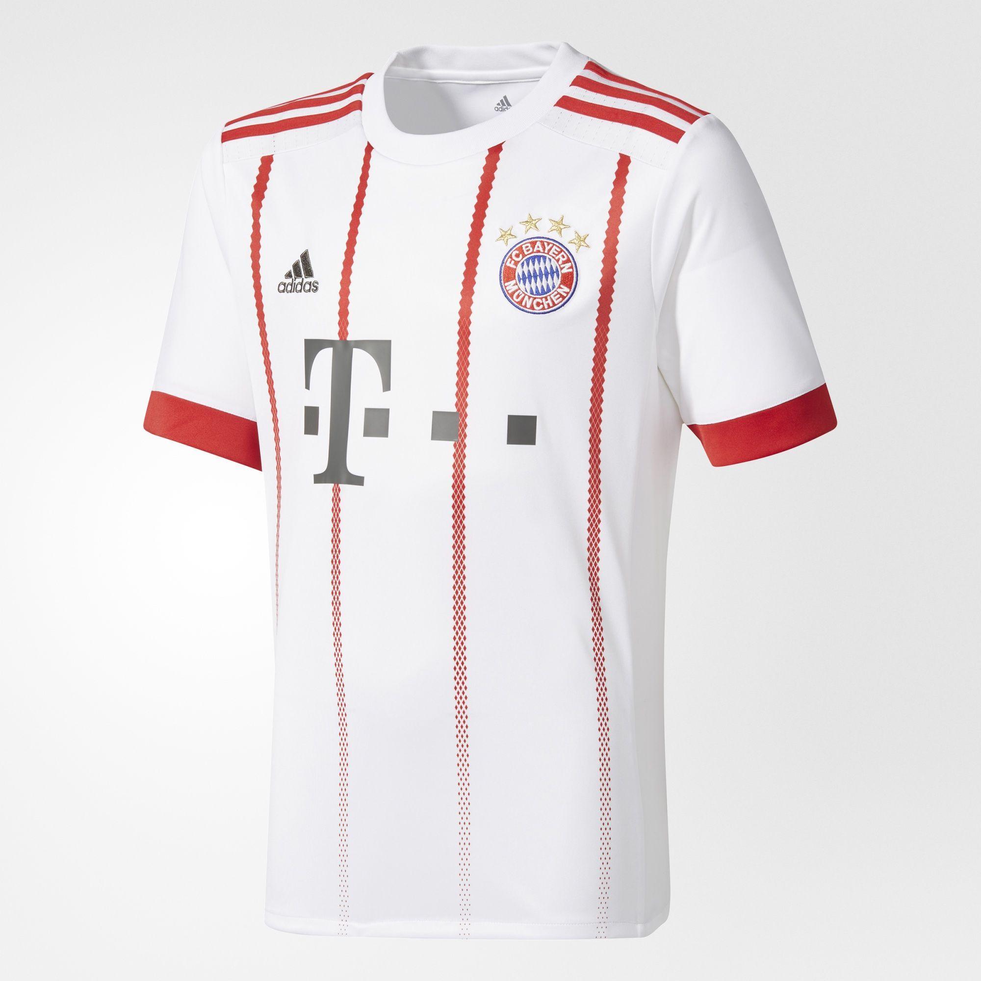 Kinder FC Bayern Munich UCL Replica Jersey