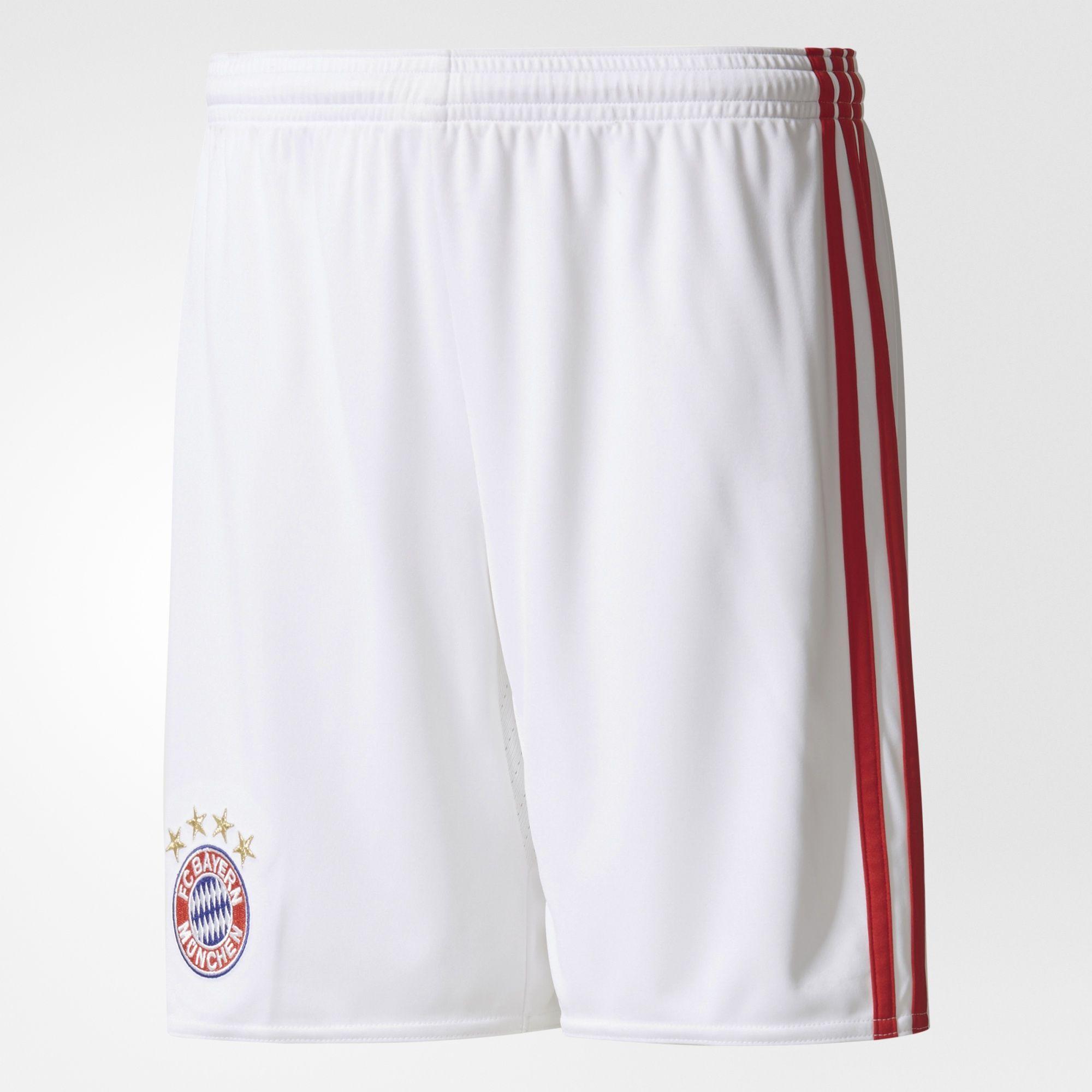 Kinder FC Bayern Munich UCL Replica Shorts,