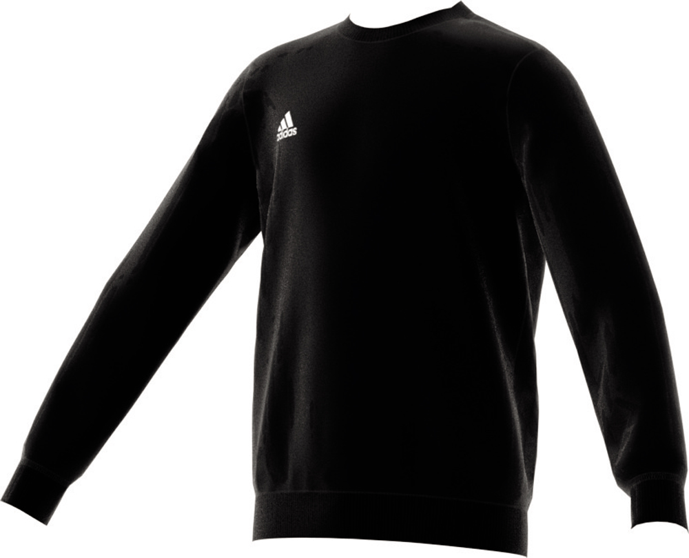 Kinder Pullover Core15 Sweat Top Youth, BLACK/WHITE, 152