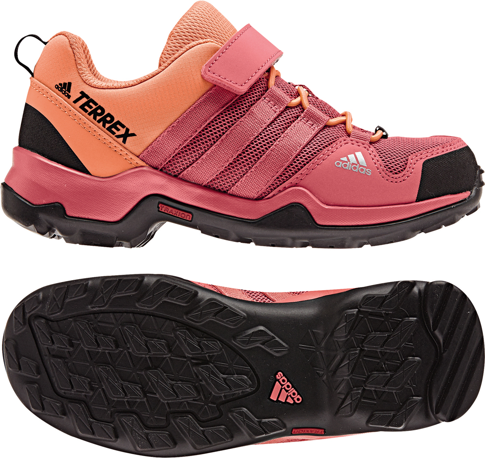 Kinder Schuhe TERREX AX2R CF K, TACPNK/TACPNK/EASORA, 3