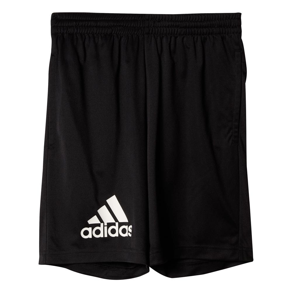 Kinder Sporthose Gear Up Short, BLACK/WHITE, 140