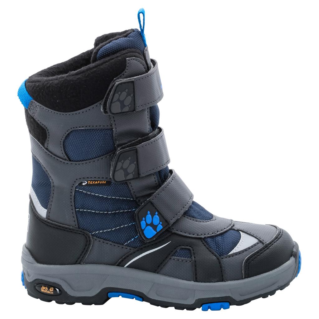 Kinder Schuhe SNOW DIVER TEXAPORE Wasserdichte Jungen Winterstiefel
