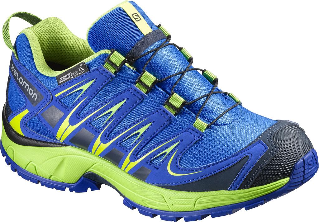 Kinder Schuhe XA PRO 3D CSWP K BL/Blue Yo