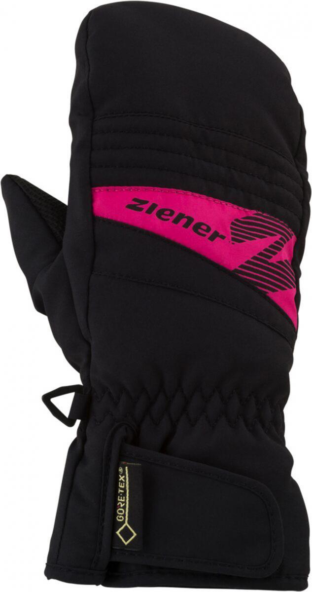 Kinder Handschuhe ISP 17-Junior 1245-0 GTX schwarz pink
