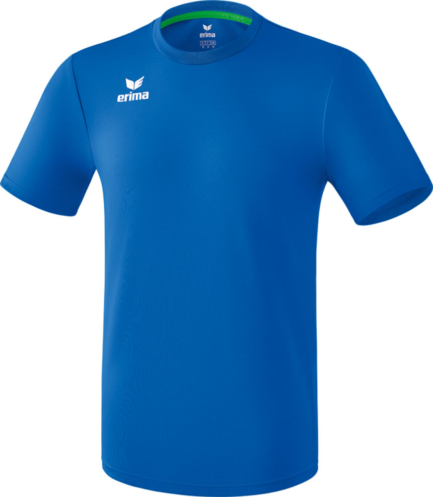 Kinder Funktionsshirt Liga Jersey Shortsleeve blau