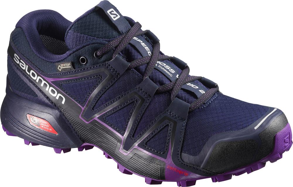 Details zu Salomon Damen Trekkingschuh SPEEDCROSS VARIO 2 GTX W