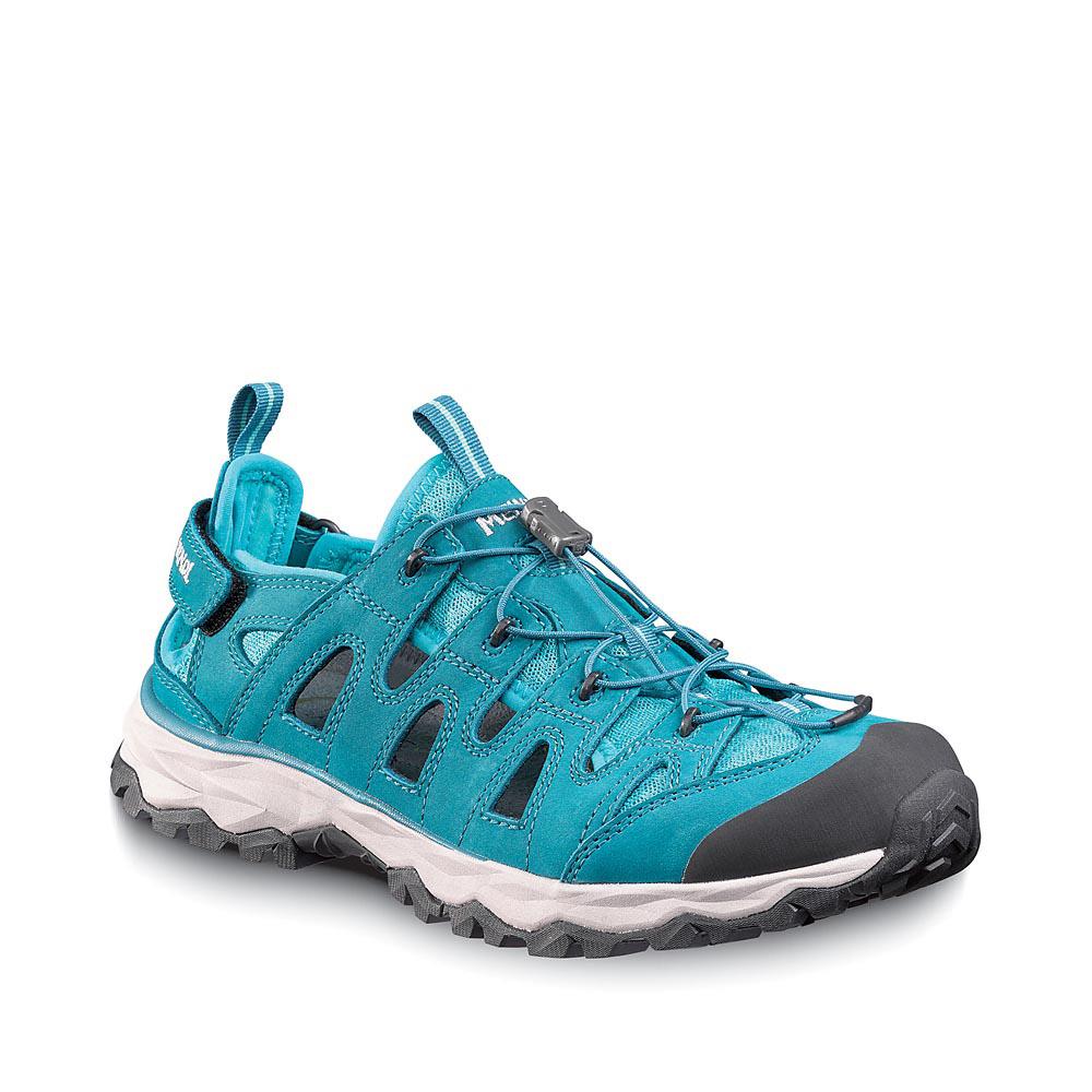 Damen Schuhe Lipari Lady Comfort Fit Petrol