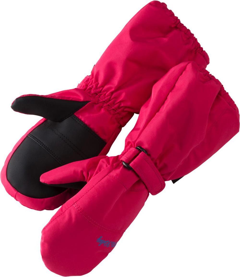Kinder Skihandschuhe Mabal Fäustlinge Pink