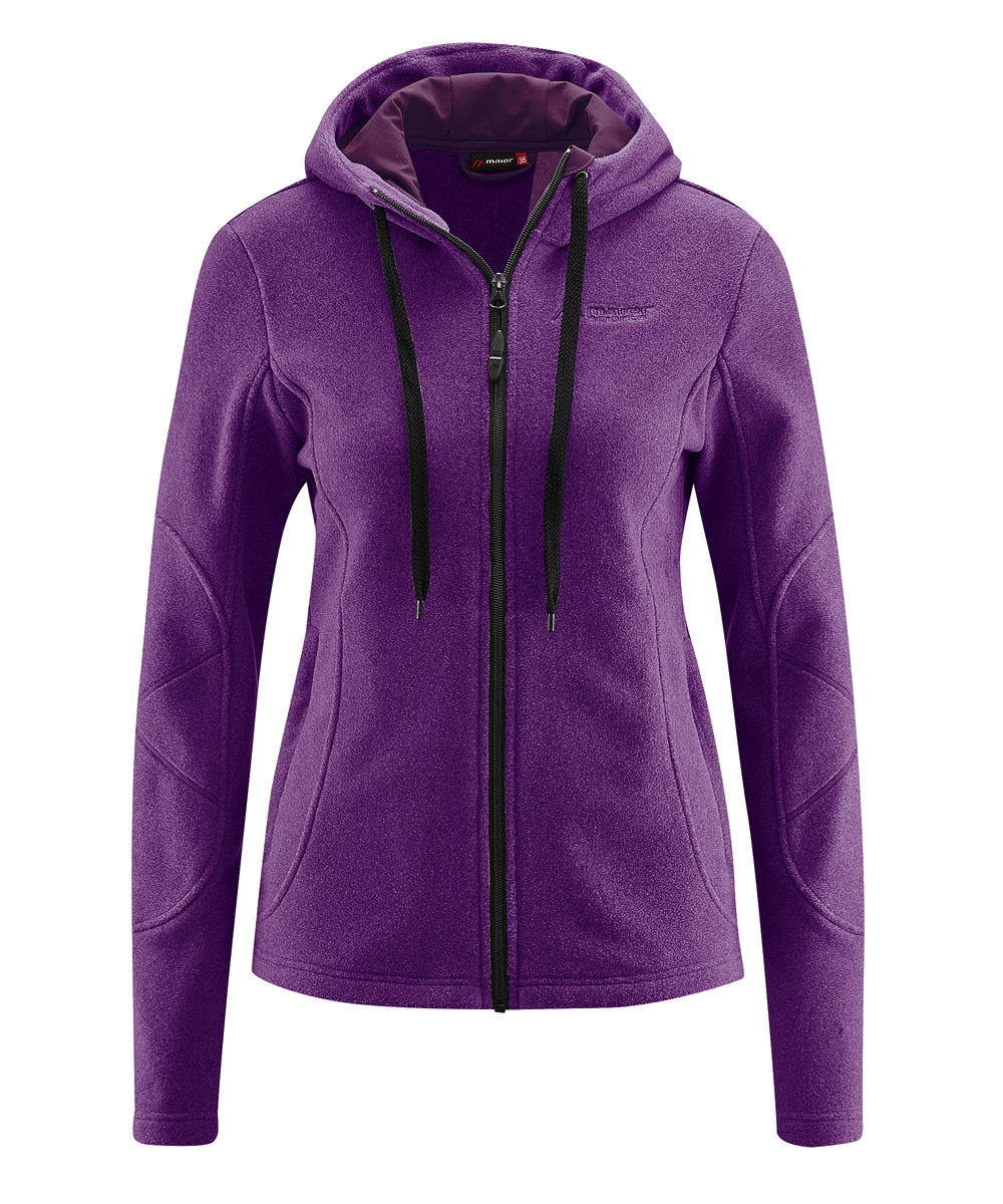 Damen Fleecejacke Aida