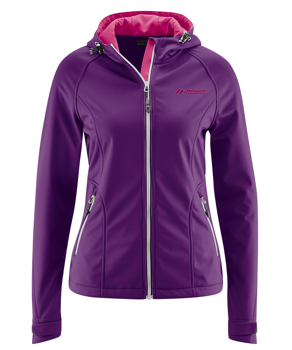 Damen Softshelljacke Capella