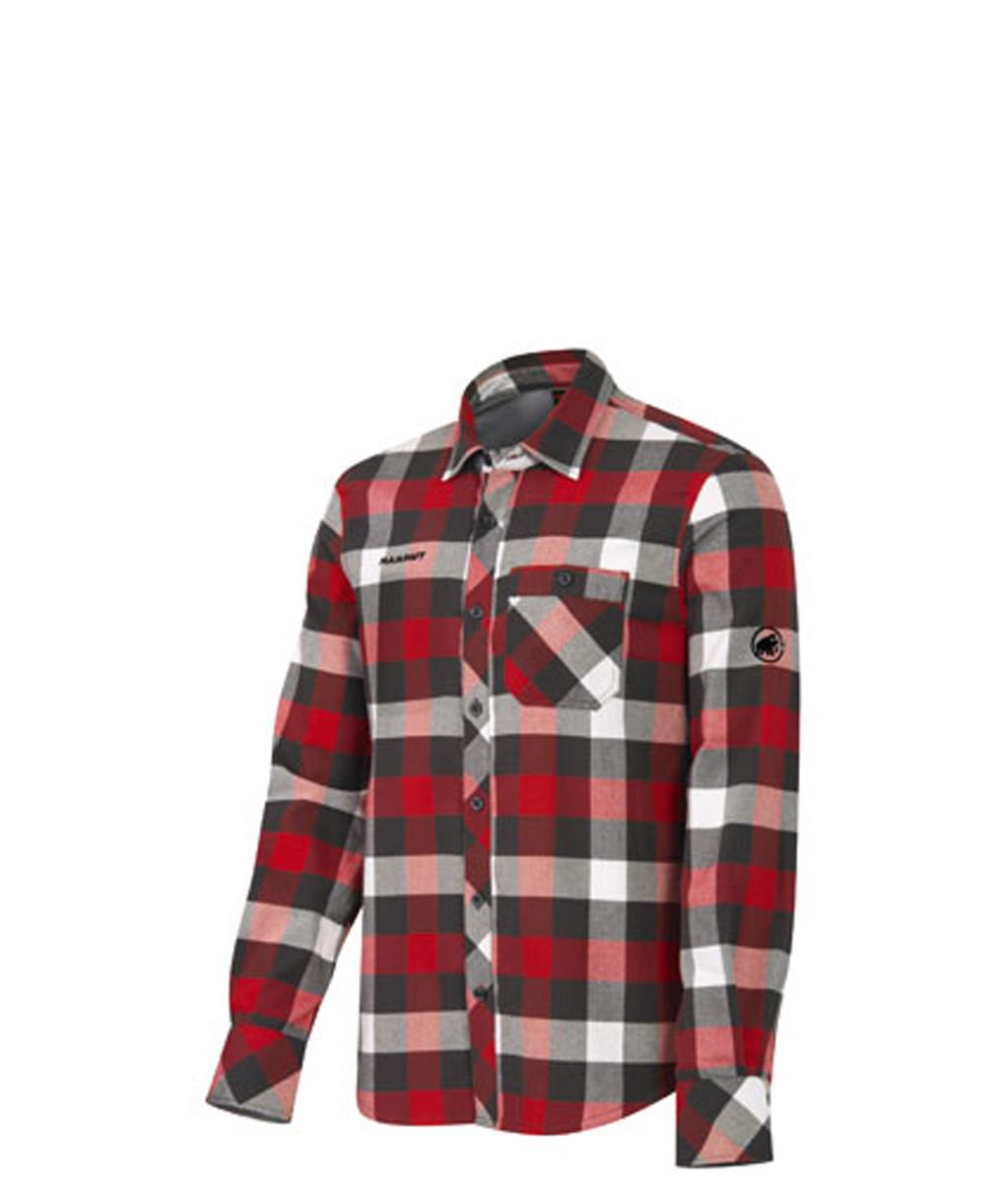 Herren Hemd Belluno Winter Shirt