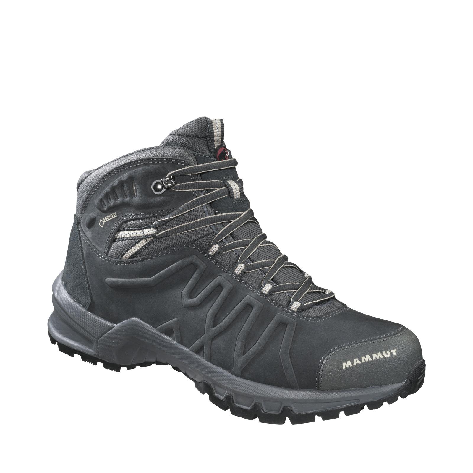 Herren Schuhe Mercury Mid II GTX, graphite-taupe, 8