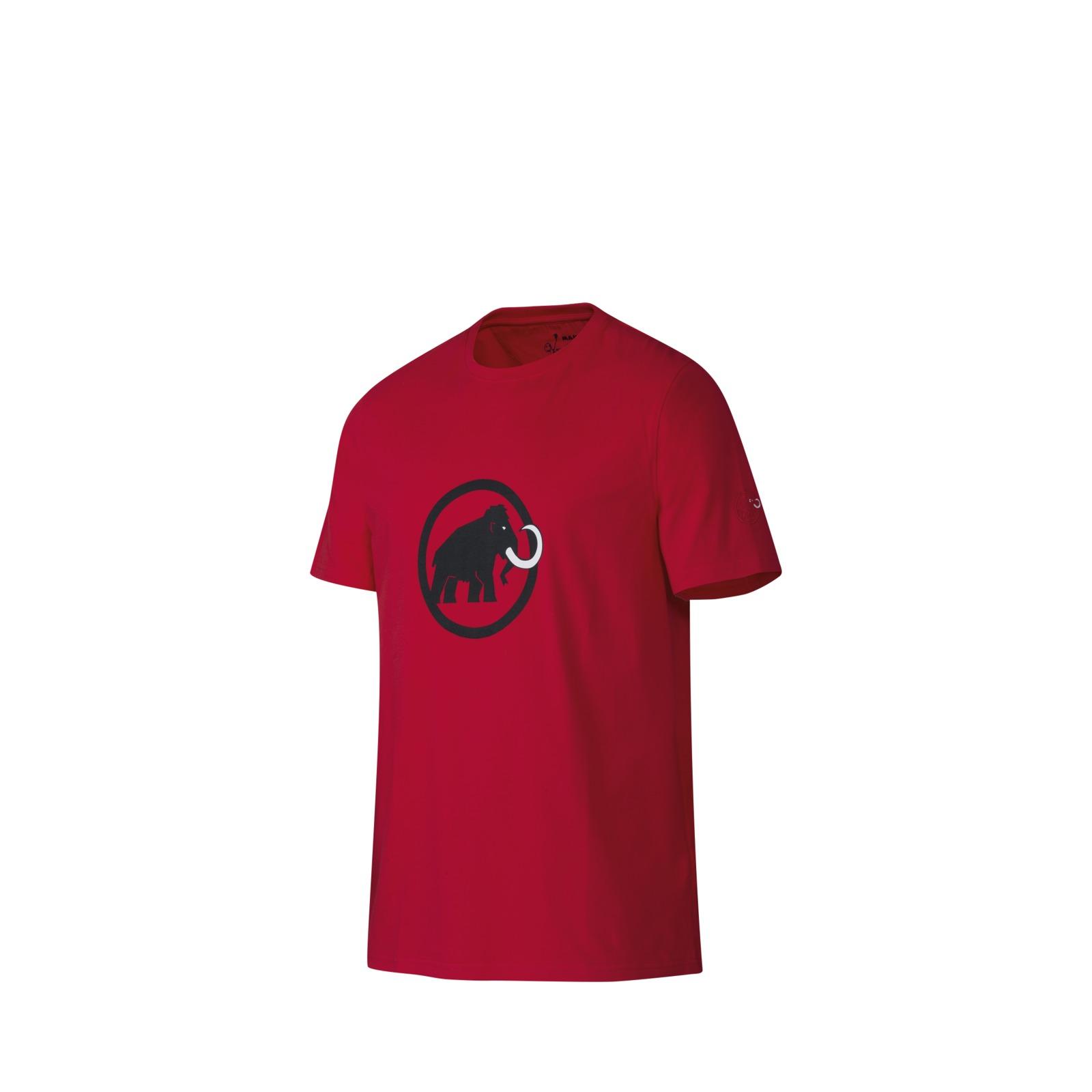 Herren T- Shirt Logo, black, L
