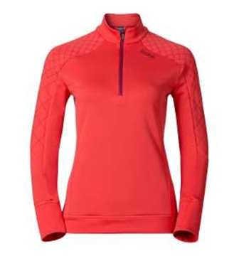 Damen Midlayer 1/2 zip JACKSON HOLE