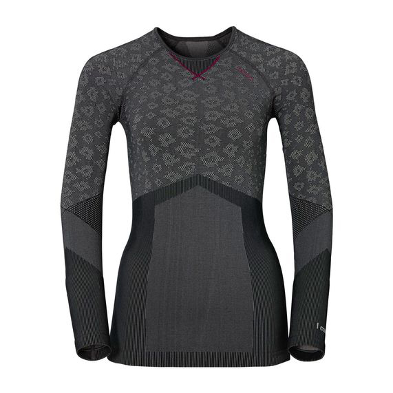 Damen Langarmfunktionswäsche crew neck Blackcomb