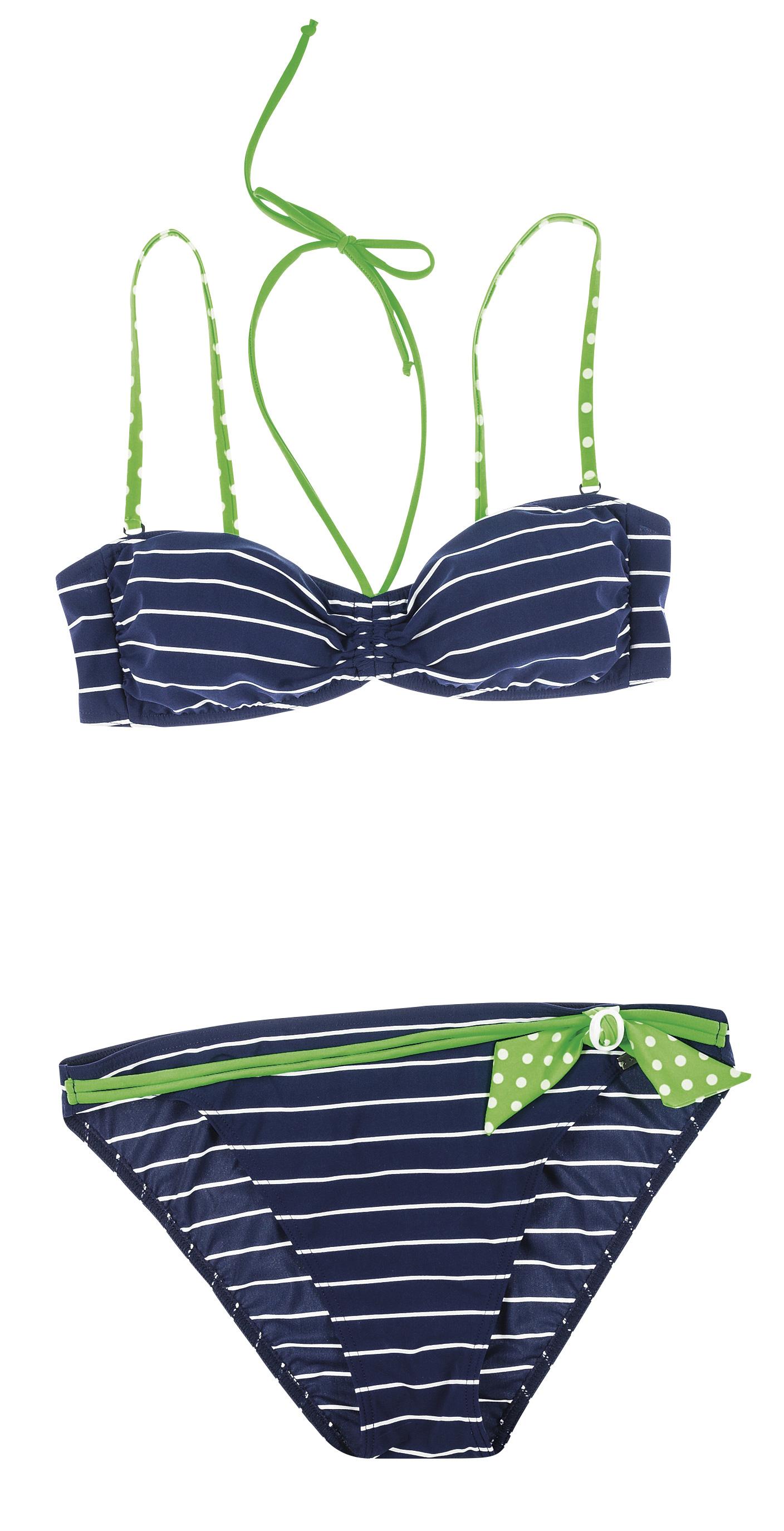 Damen Bikini K - HO 2 cm