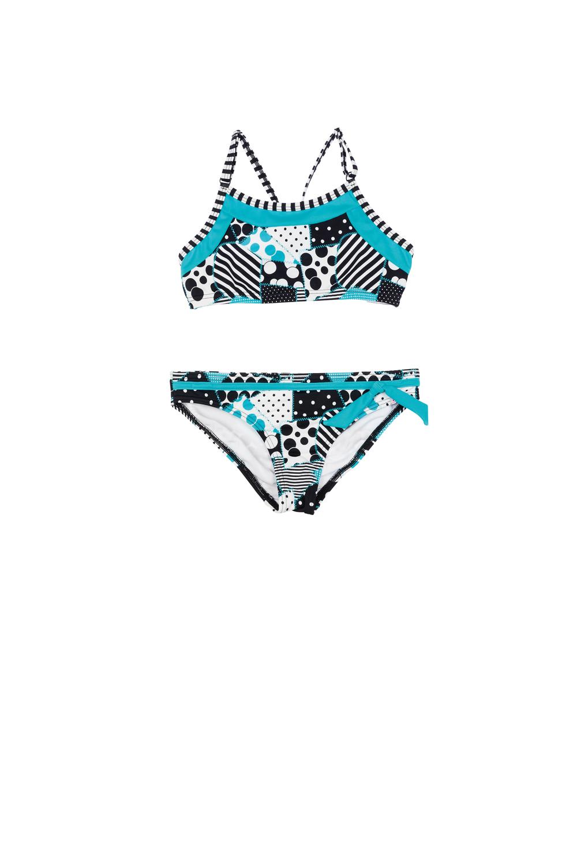 Mädchen Bustier Bikini