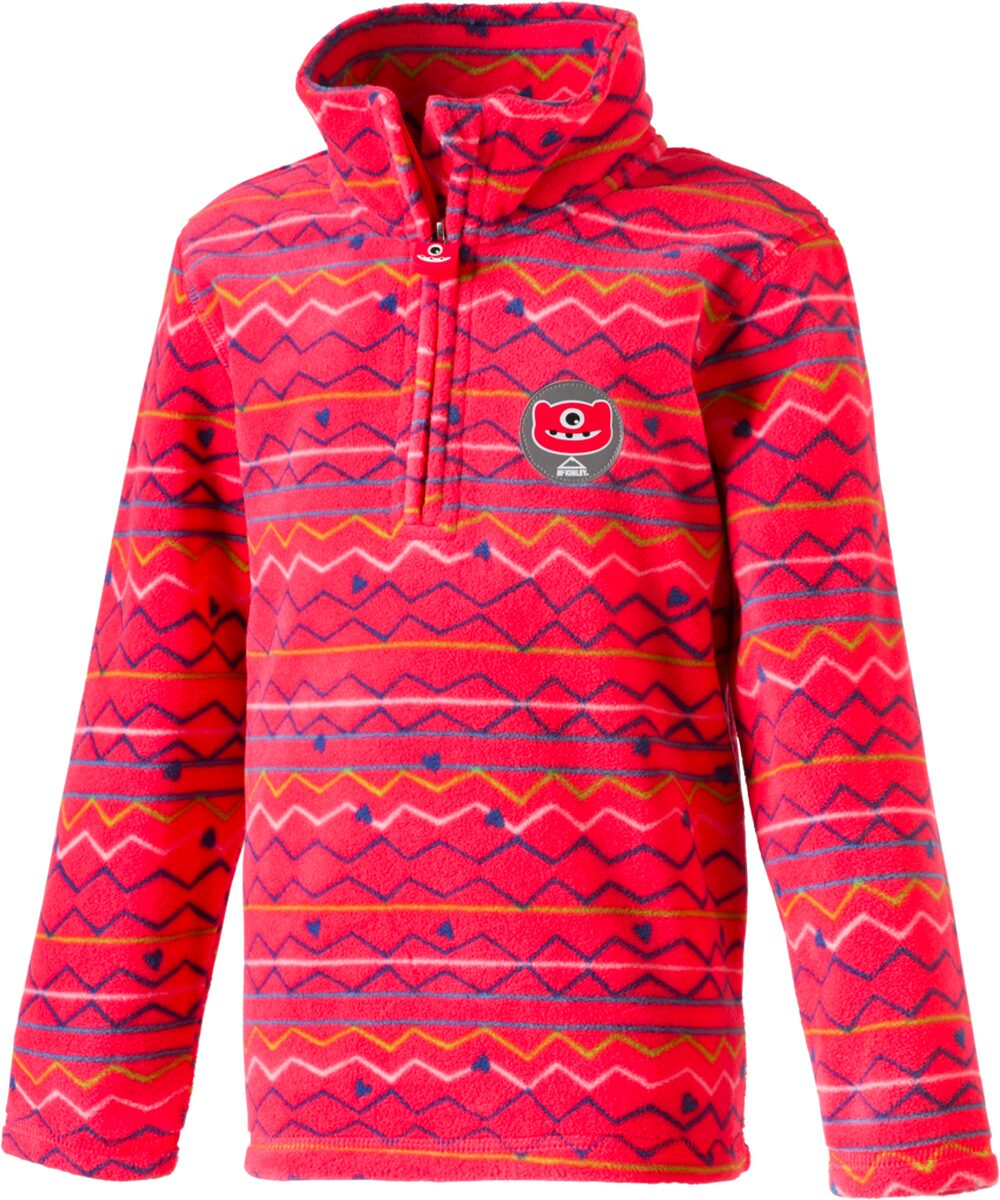 Kinder Rolli Tibo Pullover Pink
