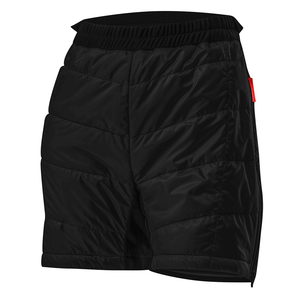 DAMEN SHORTS PRIMALOFT® MIX Schwarz
