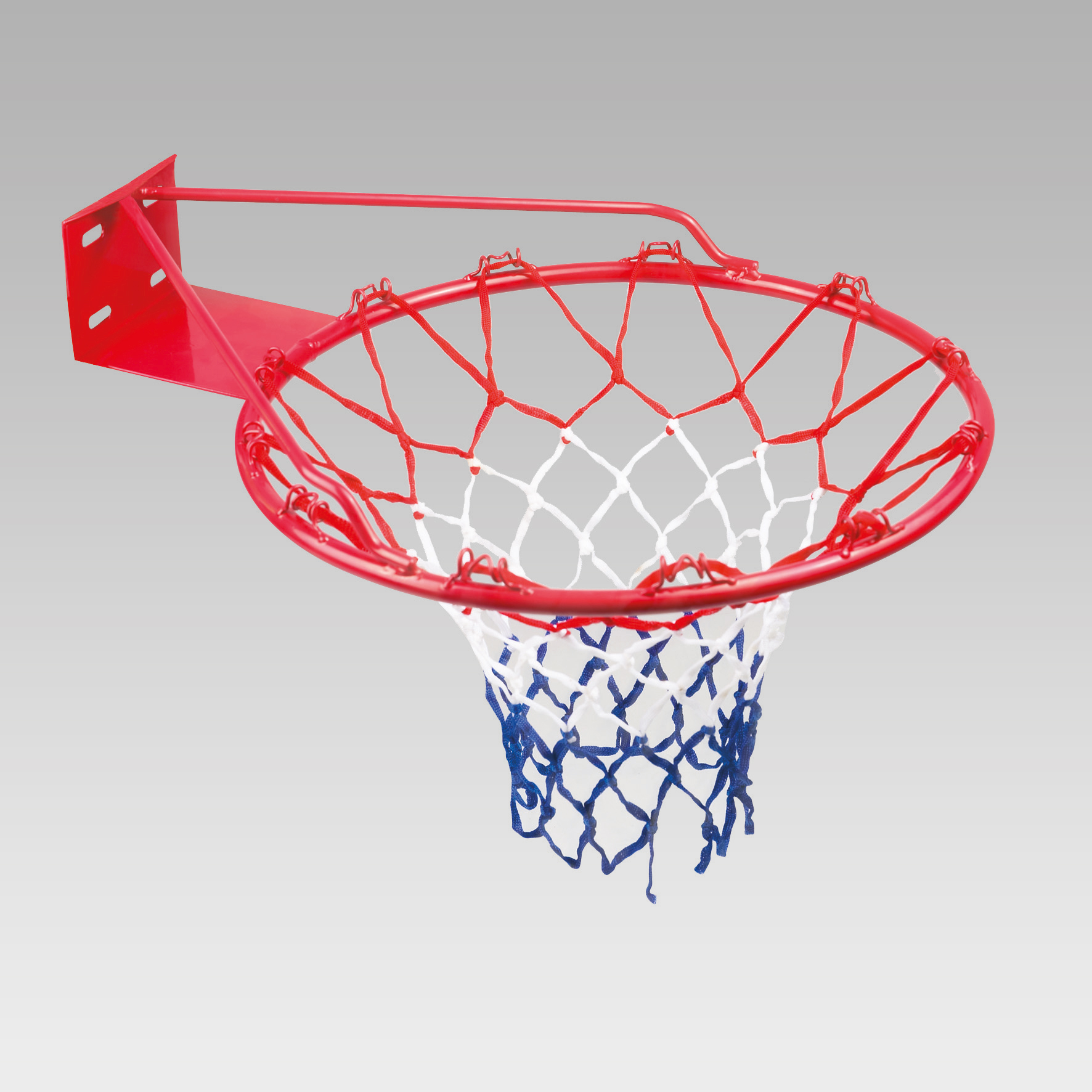 Basketball-Korb Standard mit Netz
