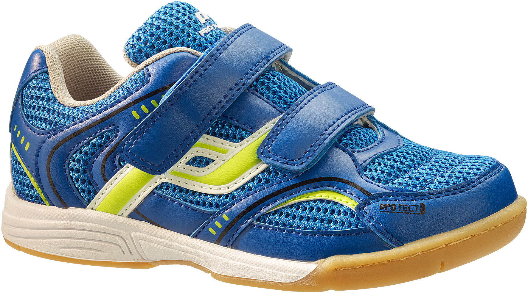 Indoor-Schuh Courtplayer Klett Junior