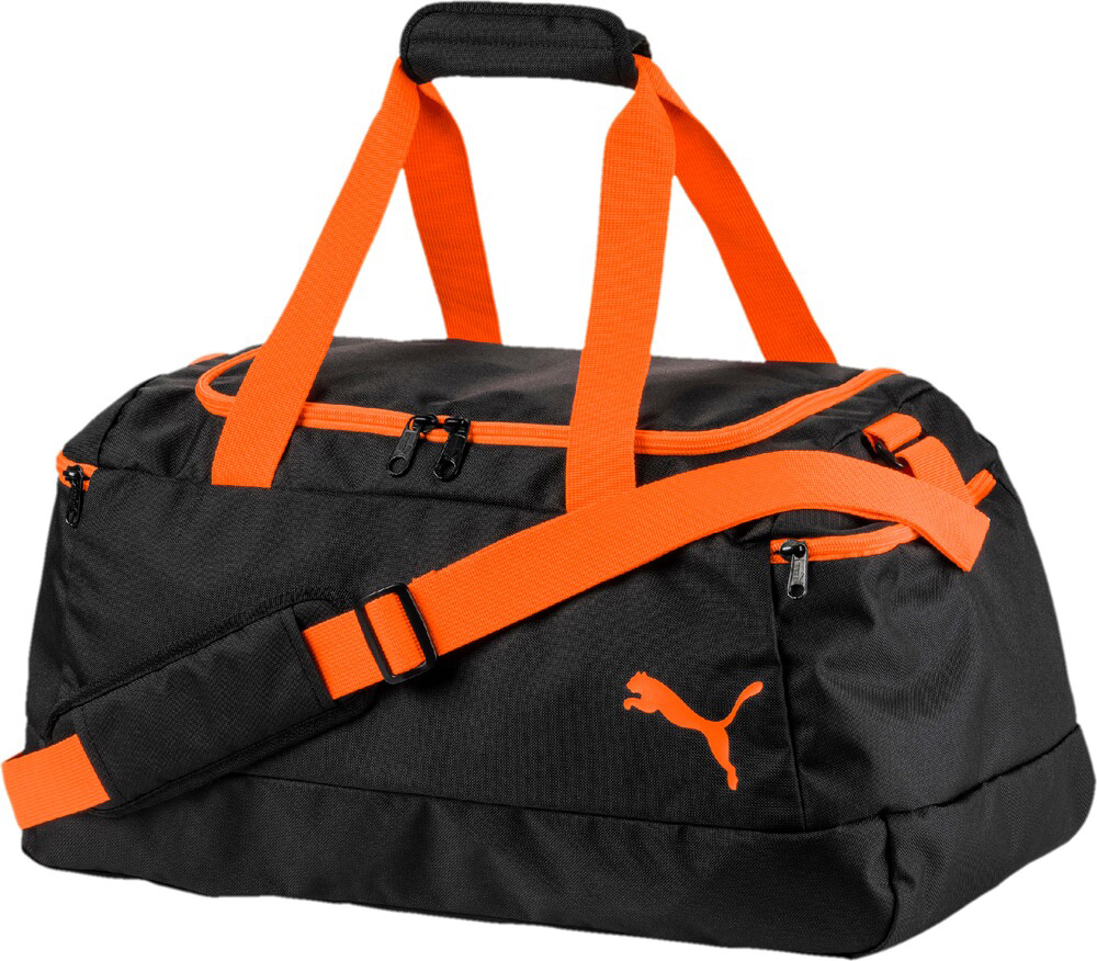 Sporttasche Pro Training II KA Bag, PUMA BLACK-SHOCKING ORANGE, -