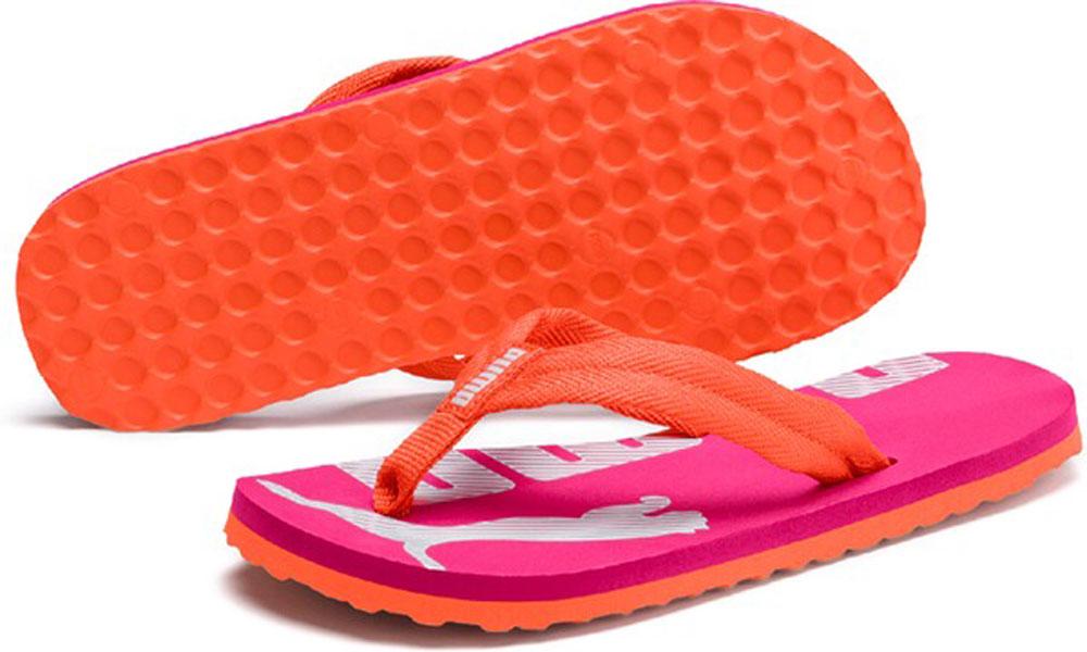 Kinder Sandalen Epic Flip v2 Jr orrange/pink