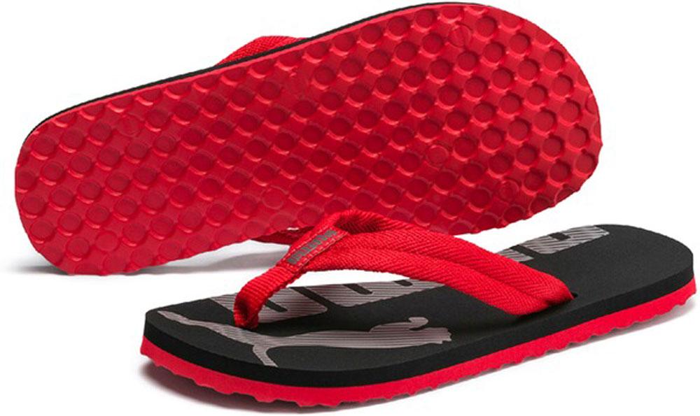 Kinder Sandalen Epic Flip v2 Jr Flip Flop rot/schwarz