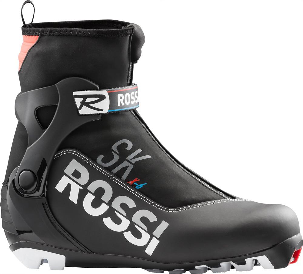 X-6 Skate Langlauf Schuhe Skating, , 40
