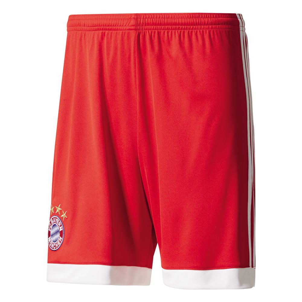 Herren Short 17/18 Bayern Muenchen Home Short