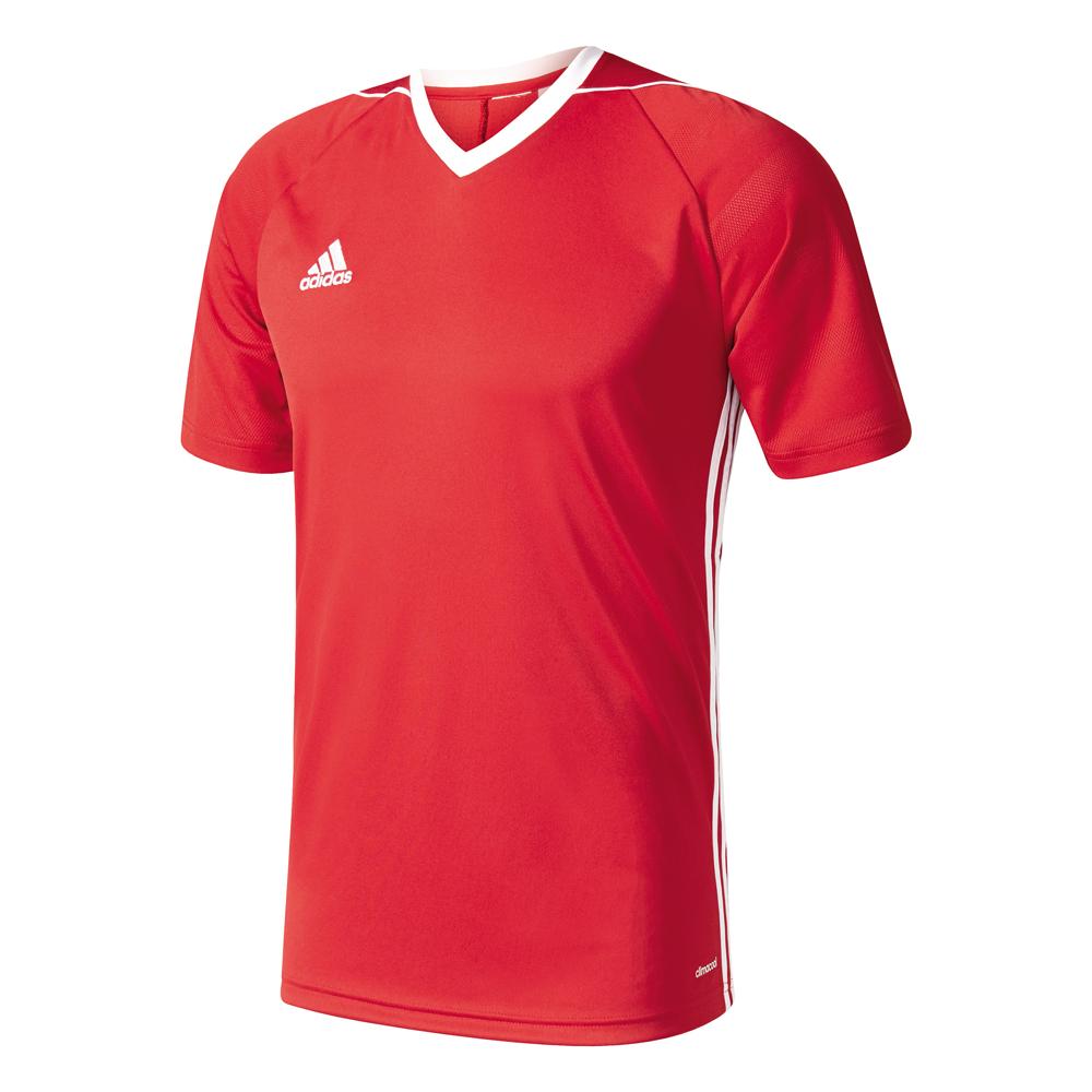 Herren T-Shirt TIiro17 Jersey, POWRED/WHITE, S