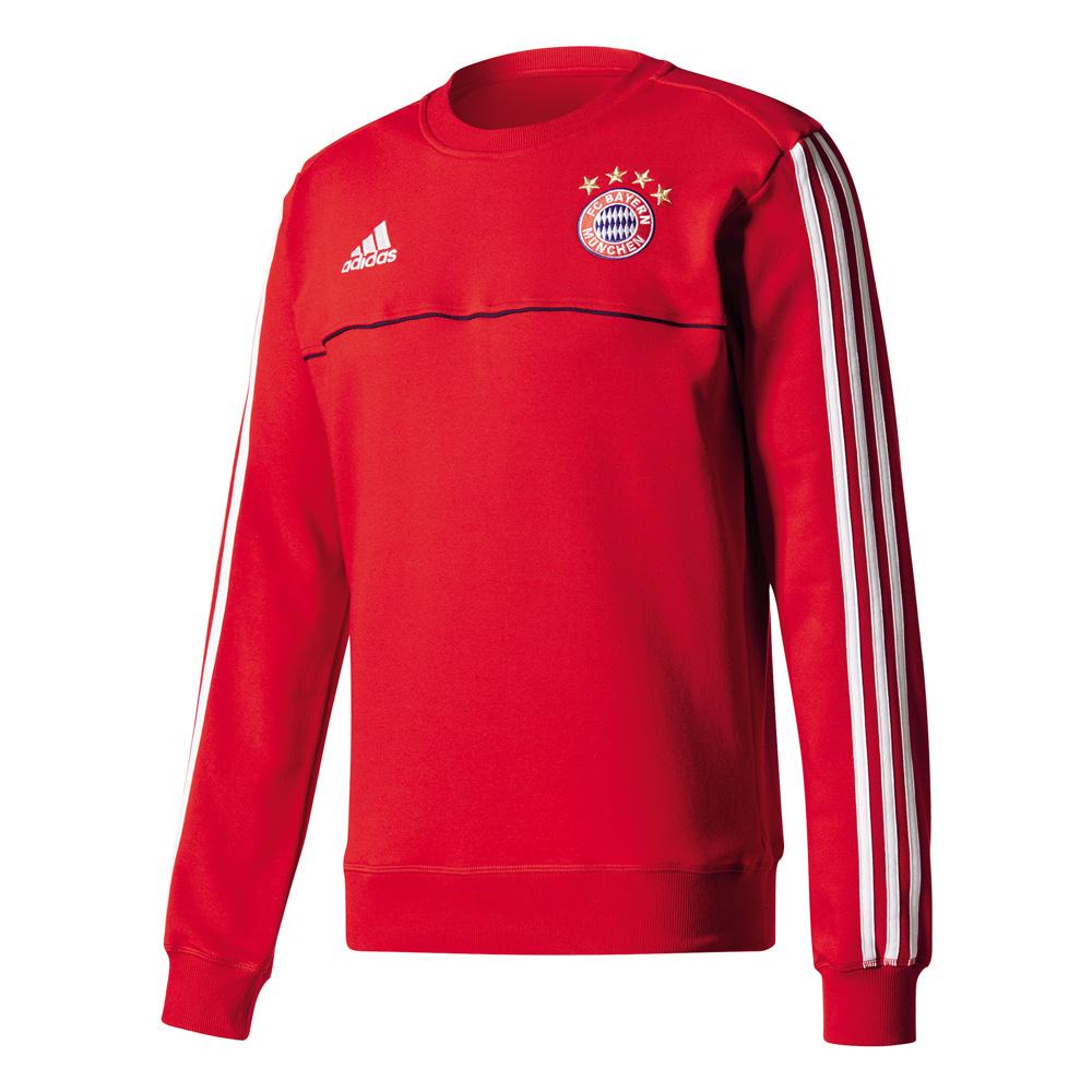 Kinder Fußball Shirt 17/18 BAYERN MUENCHEN SWEAT TOP